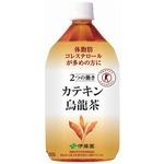 【まとめ買い】伊藤園 2つの働き カテキン烏龍茶 PET 1.05L×12本(1ケース)