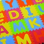 プレイマット(アルファベット)26枚組