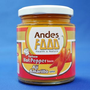 【ANDES FOOD】イエローホットペッパー ソース