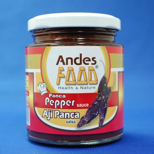 【ANDES FOOD AJI PANCA】パンカペッパー ソース(赤唐辛子)
