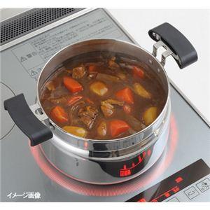 エコック 真空保温調理鍋 3.2L ブラウン