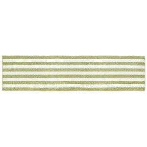 オカトー 洗えるインテリアマット チョイス 45×180cm グリーン