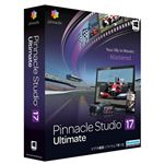 コーレル Pinnacle Studio 17 Ultimate CRPNHUW111