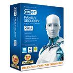 キヤノンITソリューションズ ESET ファミリー セキュリティ 2014 CITS-ES07-002