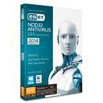 キヤノンITソリューションズ ESET NOD32アンチウイルス 2014 Windows/Mac対応 5PC CITS-ND07-051