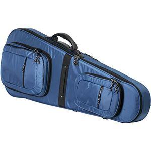 KC エレキギター用 セミハードケース SHE-120/BL ブルー