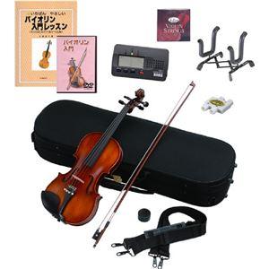 Hallstatt バイオリン 教則本&DVD付き10点セット V-22