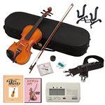 Hallstatt ハルシュタット ヴァイオリン V-28 4/4サイズバイオリン 初心者入門DVDセット V-28
