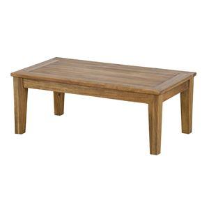 センターテーブル 【Arunda】アルンダ 木製(アカシア オイル仕上げ) NX-701【組立品】