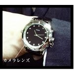 【防犯用】【小型カメラ】腕時計型ビデオカメラ WATCH MIRUMIRU BSC-08