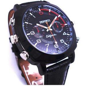 【防犯用】【小型カメラ】腕時計型フルハイビジョン1080P ビデオカメラ 30M防水 4Gメモリー内蔵