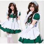 超人気★cosplay★メイド服★ロリータのコスプレ服★エプロンメイド服