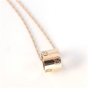 Gucci(グッチ) ネックレス ピンクゴールド 153177-J8500-5702