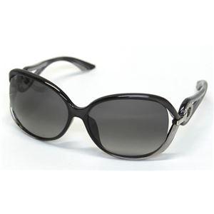 Christian Dior(クリスチャン ディオール) サングラス DIORVOLUTE2N 11S WJ クリア ブラック グレー グレーグラデーション