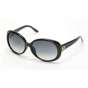 Gucci(グッチ) サングラス GG3594 K S W6Z JJ ブラック グレーグラデーション アジアンフィットモデル