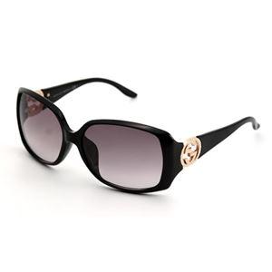 Gucci(グッチ) サングラス GG3520 FS D28 VK ブラック グレーグラデーション 2012年 アジアンフィットモデル