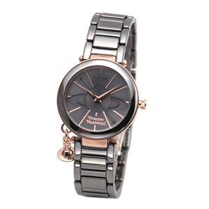Vivienne Westwood(ヴィヴィアンウェストウッド) VV067SLTI レディース オーブチャーム 腕時計