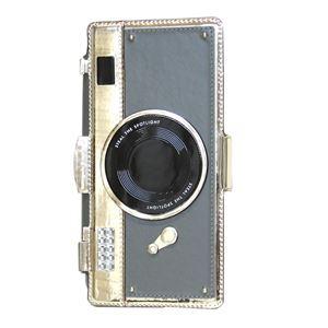 kate Spade (ケイトスペード) 8ARU2163 974 カメラモチーフ 手帳型 アイフォン7プラス専用ケース スマートフォンカバー Camera Folio- 7 plus I-phone case