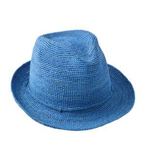 HELEN KAMINSKI (ヘレンカミンスキー) ≪2017SS≫ファイ フェドーラハット 丸めて収納可能なラフィア製ローラブルハット レディス中折れ帽子
