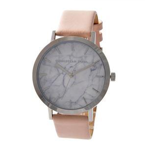 CHRISTIAN PAUL (クリスチャンポール) 2-Mar Marble Collection (マーブルコレクション) 43mm ユニセックス 腕時計