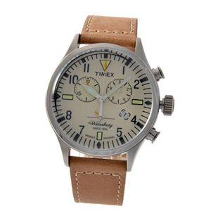 TIMEX (タイメックス) TW2P84200 Waterbury メンズ 腕時計