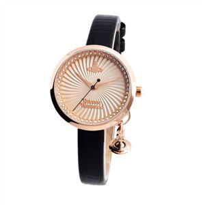 Vivienne Westwood (ヴィヴィアンウエストウッド) VV139RSBK レディース 腕時計