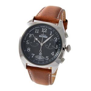 Vivienne Westwood (ヴィヴィアンウエストウッド) VV176BKTN メンズ 腕時計