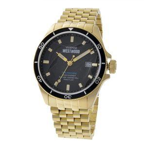 Vivienne Westwood (ヴィヴィアンウエストウッド) VV181BKGD メンズ 腕時計