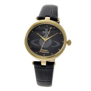 Vivienne Westwood (ヴィヴィアンウエストウッド) VV184BKBK レディース 腕時計
