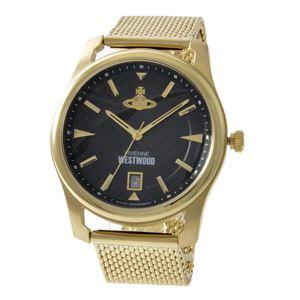 Vivienne Westwood (ヴィヴィアンウエストウッド) VV185BKGD メンズ 腕時計