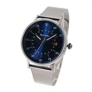 PAUL SMITH(ポールスミス) P10078 ネイビー メンズ 腕時計