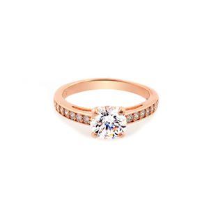 SWAROVSKI(スワロフスキー) 5184217 Attract Round クリスタル クリスタルパヴェ リング 指輪 サイズ50(日本サイズ9号)