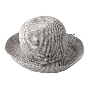 HELEN KAMINSKI(ヘレンカミンスキー) Provence 8 Eclipse Melange ≪2018SS≫プロバンス8 夏の定番 丸めて収納可能なラフィア製ローラブルハット レディス帽子