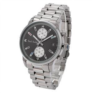 PAUL SMITH(ポールスミス) P10033 ブロック メンズ 腕時計