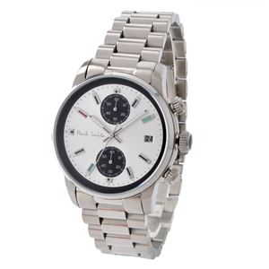 PAUL SMITH(ポールスミス) P10034 ブロック メンズ 腕時計