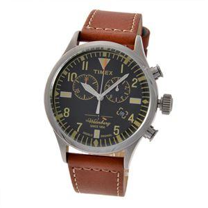TIMEX(タイメックス) TW2P84300 Waterbury メンズ 腕時計