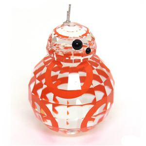SWAROVSKI(スワロフスキー)5290215 ディズニー スターウォーズ 「BB-8」 クリスタル フィギュア 置物 Disney Star Wars