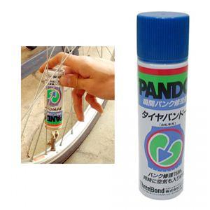 自転車用瞬間パンク修理剤 「タイヤパンクピット」