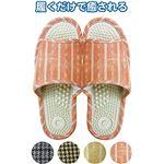 129健康サンダル(25cm) 【24個セット】 35-129
