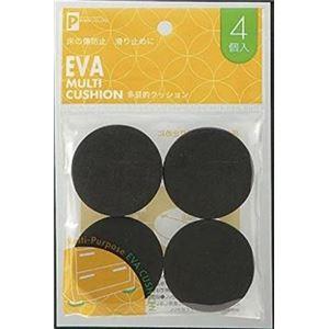 多目的EVAクッション4P(直径4cm) 【12個セット】 3436