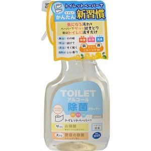 ファンストイレ用アルコール除菌クリーナー本体400ml 46-242 【120個セット】