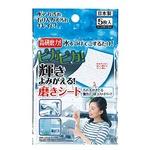 日本製 Japan ピカピカ!輝き蘇る磨きシート5枚入 43-246【12個セット】