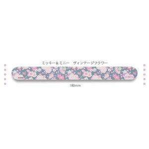 【ピアドラ ファイル】ミニー ヴィンテージフラワー 5個セット