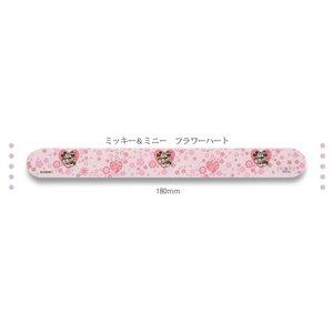 【ピアドラ ファイル】ミッキー&ミニー フラワーハート 5個セット