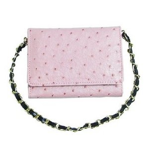 コンパクト財布/ピンク
