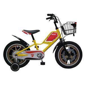 2013モデル DUCATI(ドゥカティ) 子供用自転車・付属品/子供用自転車 16インチ YELLOW SDK-163