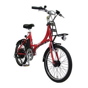 2013モデル DUCATI(ドゥカティ) 自転車本体/電動自転車 20インチ RED SDM-206E2