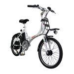 2013モデル DUCATI(ドゥカティ) 自転車本体/電動自転車 20インチ WHITE SDM-206E2