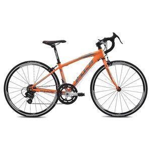 2014年モデル FUJI(フジ) ACE 650 13.75インチ A1-SLアルミフレーム 14speed Orange 650c c x 23mm キッズロードバイク