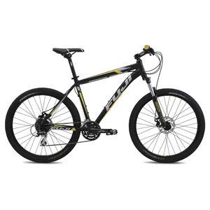 2014年モデル FUJI(フジ) NEVADA 1.7D 13インチ A2-SLアルミフレーム 24speed Matt Black 26 x 2.1 マウンテンバイク